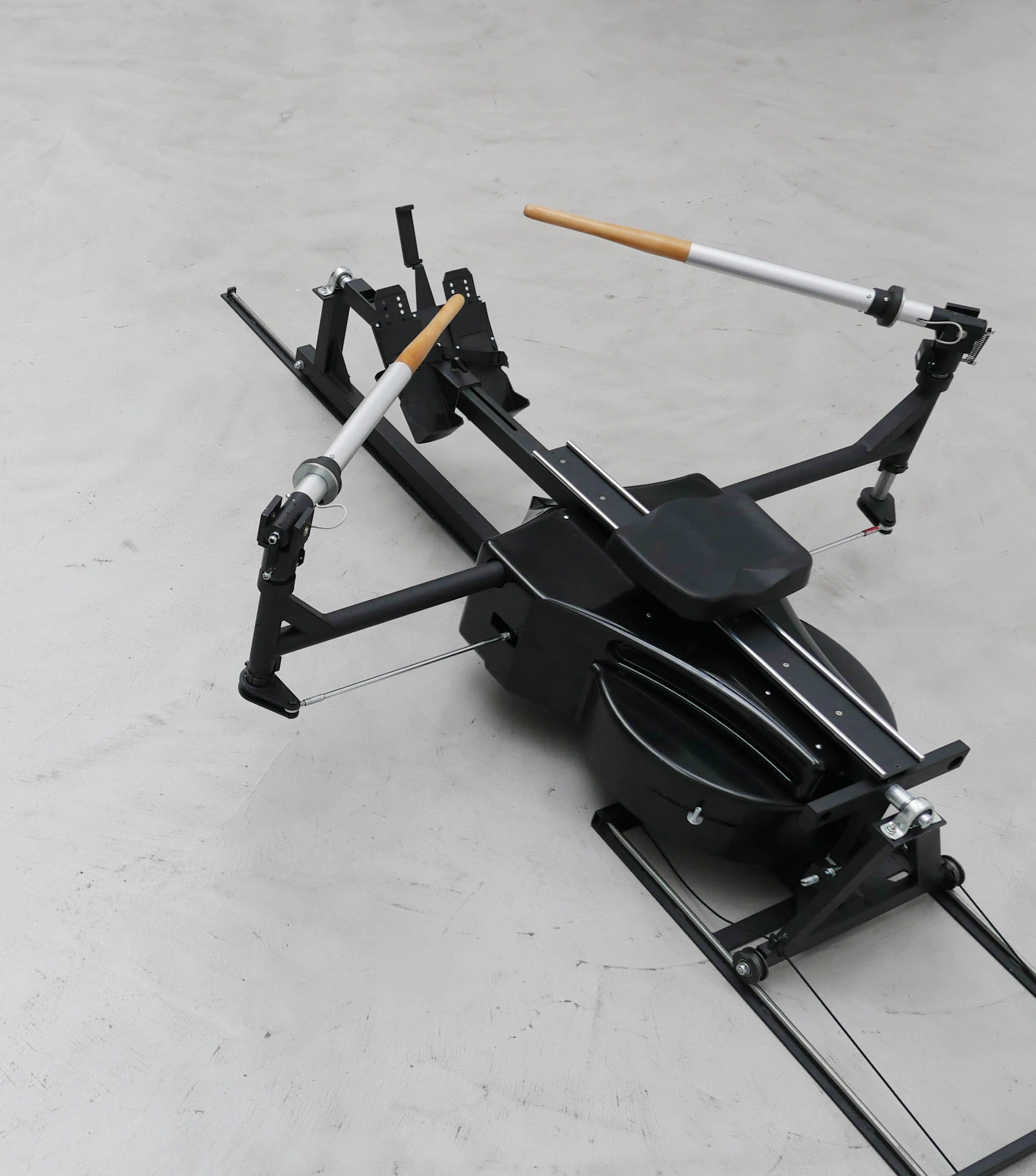 The Biorower S1pro is the most realistic indoor rowing and sculling experience